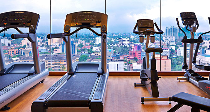 ozo-colombo-gym